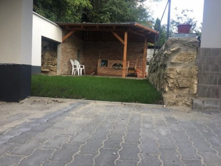 Óbarok családi ház