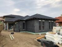 Tatabánya Levendula utca családi ház építés